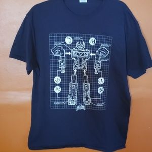 Power Rangers T Shirt